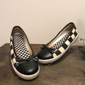 Love Moschino Slip on Sneaker -Checkered Print 8